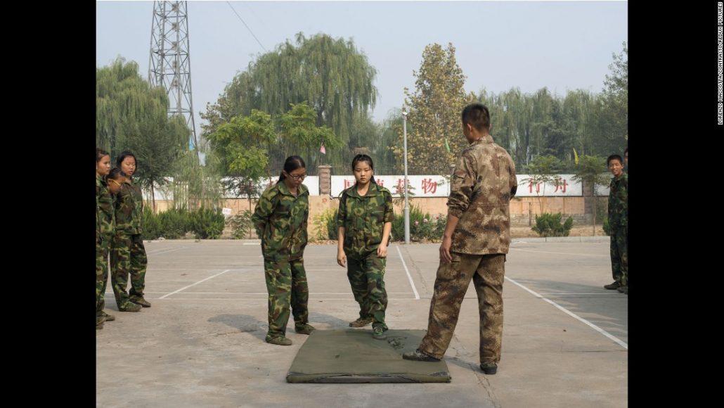 china camp millennials